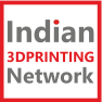 Indian 3D printing network logo
